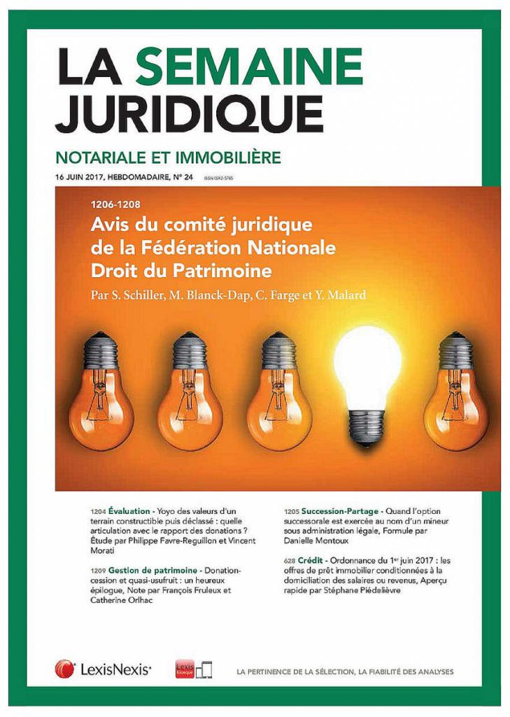 Nos publications cabinet ifc expertise favre reguillon for Valeur d un terrain constructible