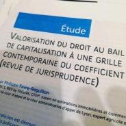 COMMENT VALORISER UN DROIT AU BAIL ? (AJDI – COMING SOON…)