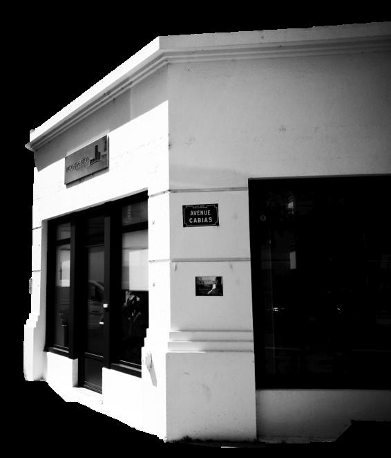 IFC EXPERTISE FAVRE REGUILLON façade du cabinet avenue cabias Lyon 69004