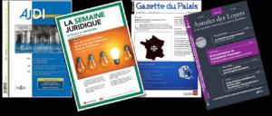 Retrouvez l'ensemble des publications de notre Cabinet IFC EXPERTISE FAVRE-REGUILLON