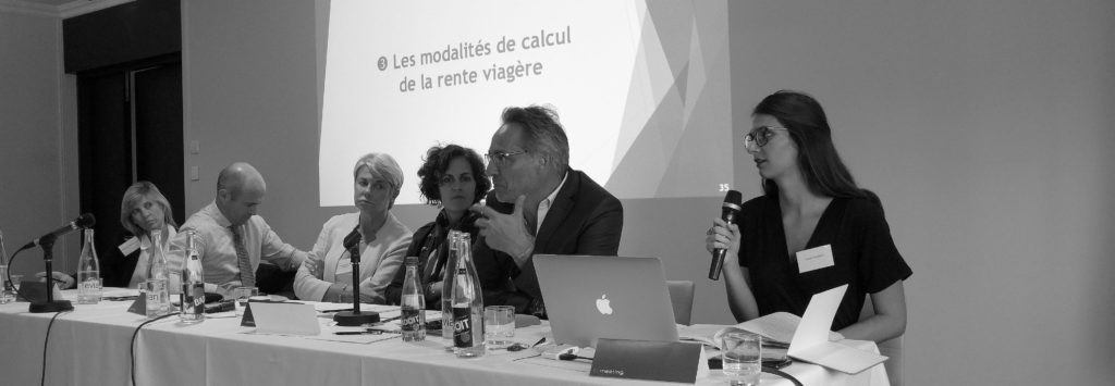 université d'automne 2019 de la CNEJI - compagnie nationale des experts de justice en immobilier philippe favre reguillon 02