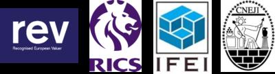 Le Cabinet IFC EXPERTISE FAVRE-REGUILLON est rattaché à de nombreuses associations expertales de renom : RICS, TEGOVA, IFEI, CEJL