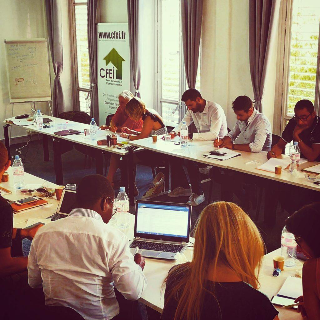 Le CFEI, leader francophone de la formation aux méthodes d'évaluation des biens immobiliers et fonciers - devenir expert immobilier certifié
