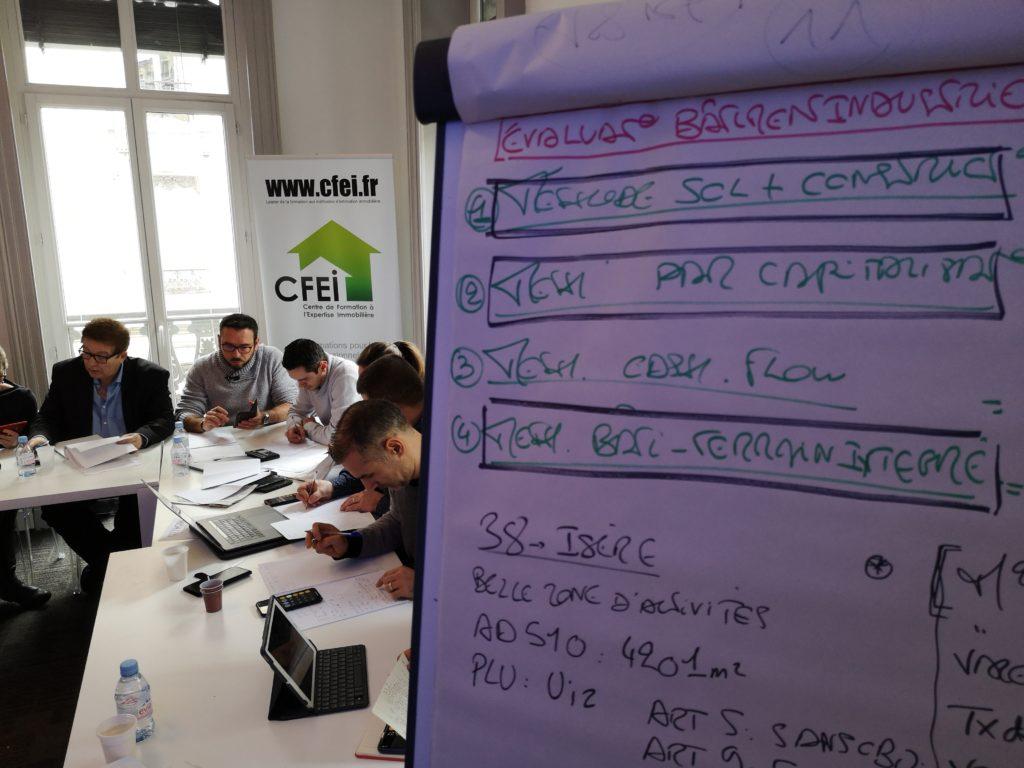 CFEI centre de formation à l'expertise immobilière - comment devenir expert immobilier