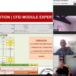 Intervention de l'expert Philippe FAVRE-REGUILLON pour le CFEI sur le thème du budget promoteur