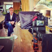 L'expert Philippe FAVRE-REGUILLON enregistrait ce jour de nouvelles vidéos de formation pour le CFEI